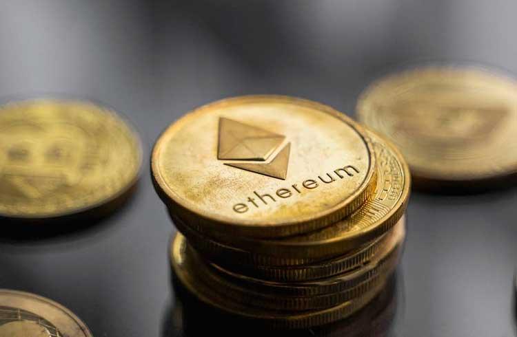 Taxas de transação do Ethereum superam R$ 35 milhões e quebram recorde