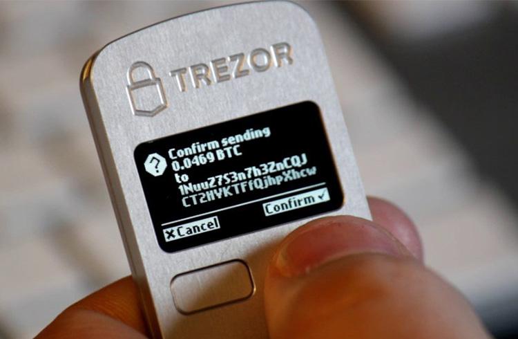 Trezor publica atualização para falha que permitia roubo de Bitcoin