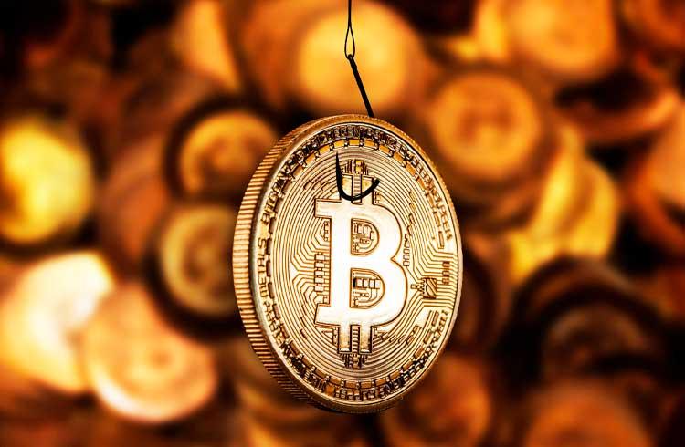 Baleia perde 1.400 Bitcoins após ser vítima de golpe