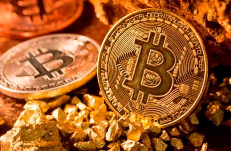 Bitcoin e ouro atingem maior ponto de relação em 9 anos