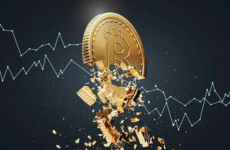 Bitcoin tem queda de R$ 5.000 em 24 horas, analistas apontam as causas