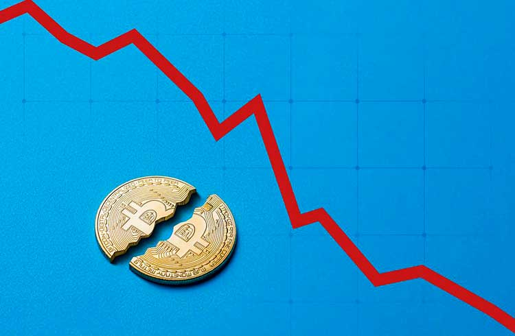 Bitcoin volta aos R$ 53.000 em dia de quedas para os criptoativos