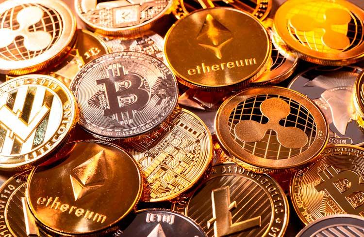 Criptomoedas seguem mercado financeiro tradicional com recente queda