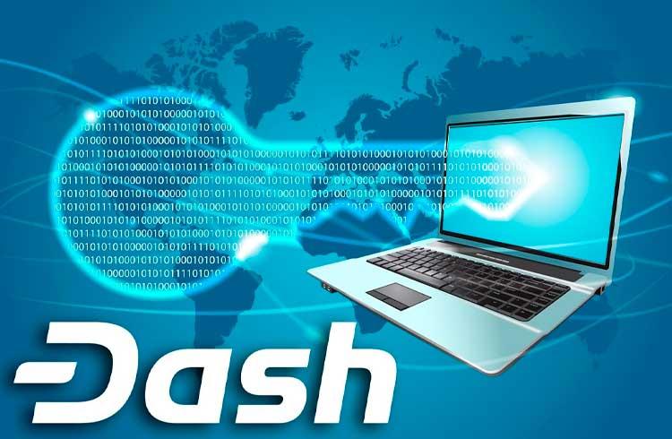 Dash anuncia plataforma de transações instantâneas