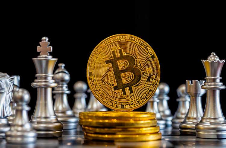 Dominância do Bitcoin despenca enquanto altcoins crescem