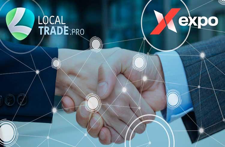 Expo Pay iniciou sua colaboração com a LocalTrade