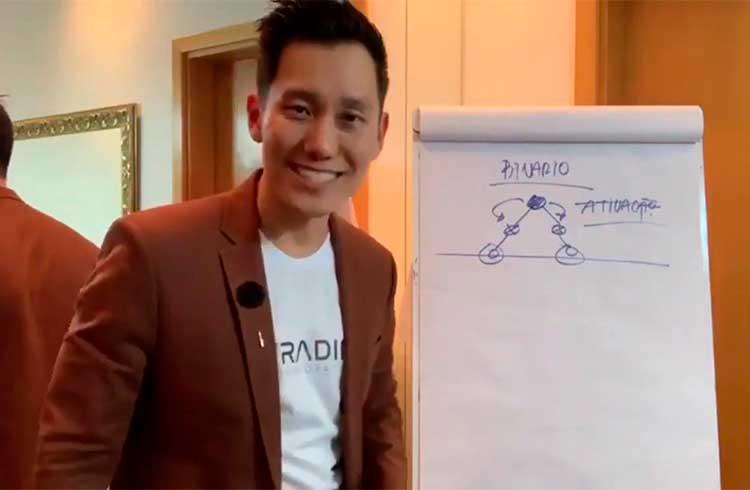 MyHash: Philip Han da FX Trading volta com oferta de 30% de rendimento