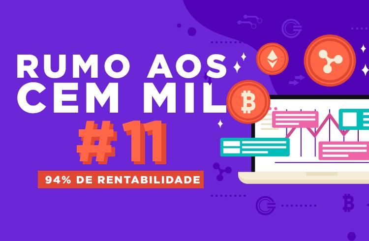 Nova estratégia na carteira de investimento RUMO AOS R$ 100 MIL