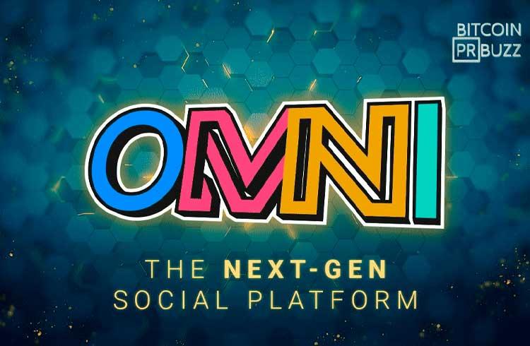 Omni, a plataforma social de última geração que divide seus lucros com os usuários
