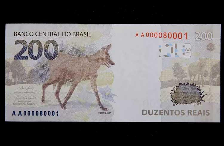 Startup cria solução para problema de troco com nota de R$ 200