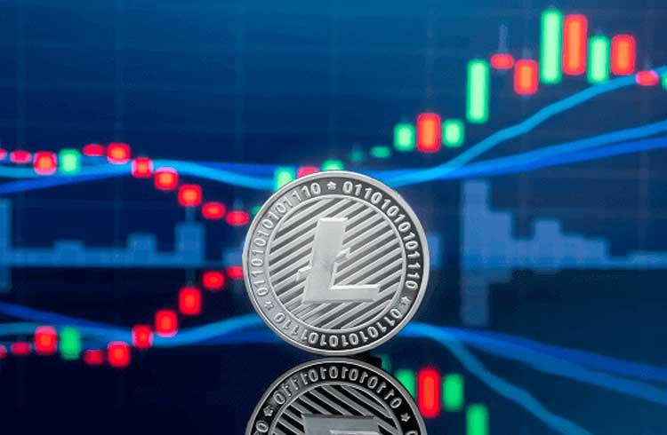 Transações com Litecoin disparam após queda no preço