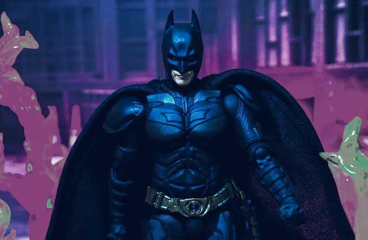 Batman vira token na blockchain Ethereum em parceria com a DC