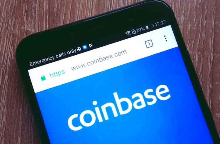 Coinbase fica fora do ar durante alta do Bitcoin e gera reclamações