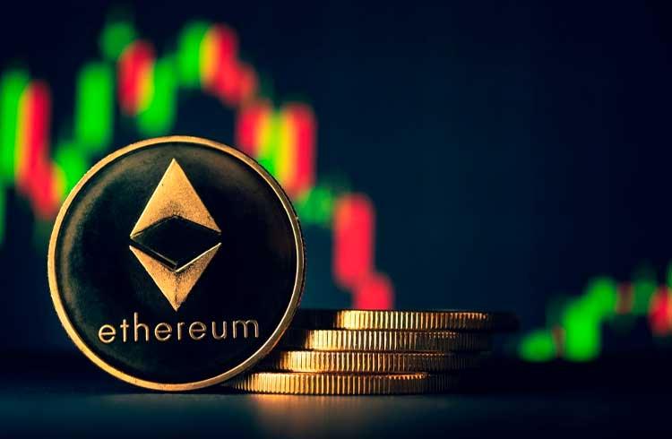 Ethereum valoriza mais que o Bitcoin em 2020