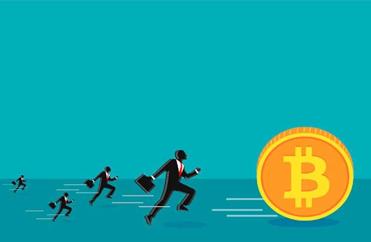 O Mercado Tradicional está acordando para o Bitcoin!