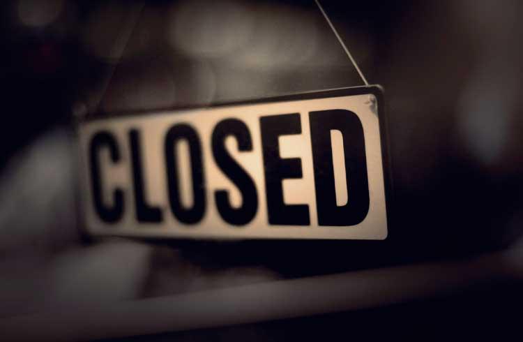 Quase 75 exchanges já fecharam em 2020 por hacks e pressões de governos
