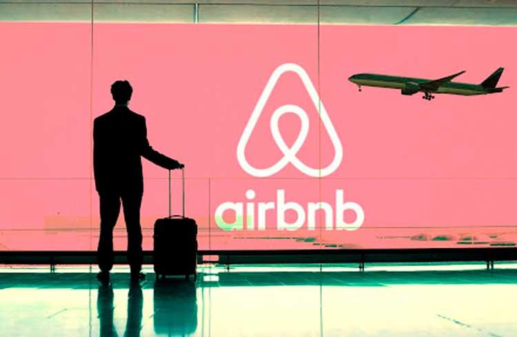 Airbnb afirma que seu futuro depende das criptomoedas