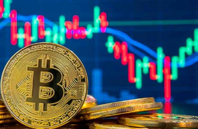 Bitcoin corrige para os R$ 82.000 e derruba altcoins