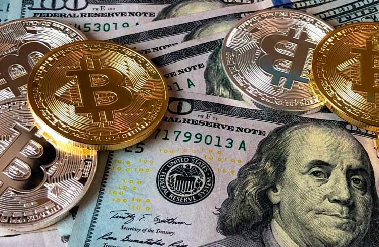 Bitcoin dispara 8% e rompe máxima histórica em grandes exchanges