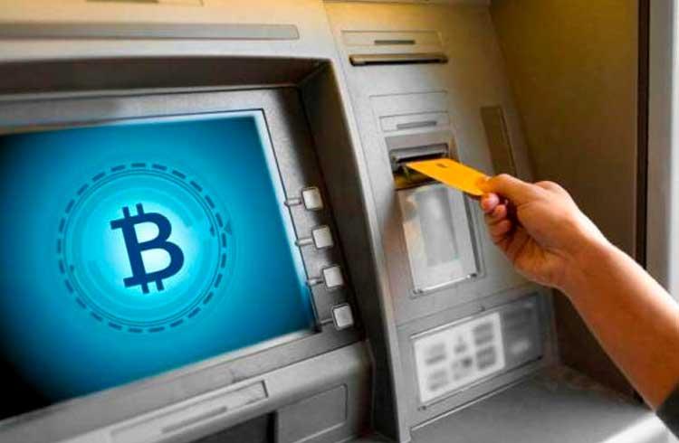 Empresa quer cobrar royalties de todos os caixas eletrônicos de Bitcoin