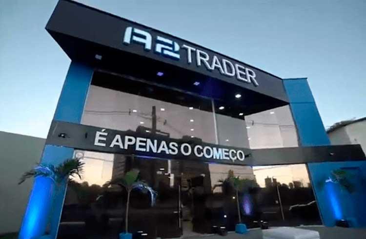 O que aconteceu com a A2 Trader após um ano?