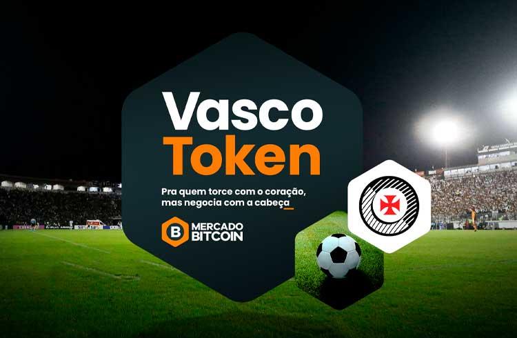 Em live com Romário, Mercado Bitcoin anuncia venda do Vasco Token