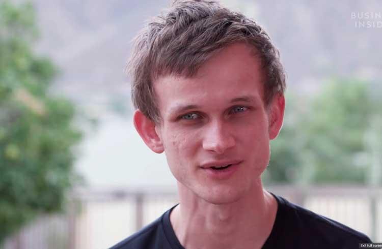 Evitem empréstimos para comprar criptomoedas, diz criador do Ethereum