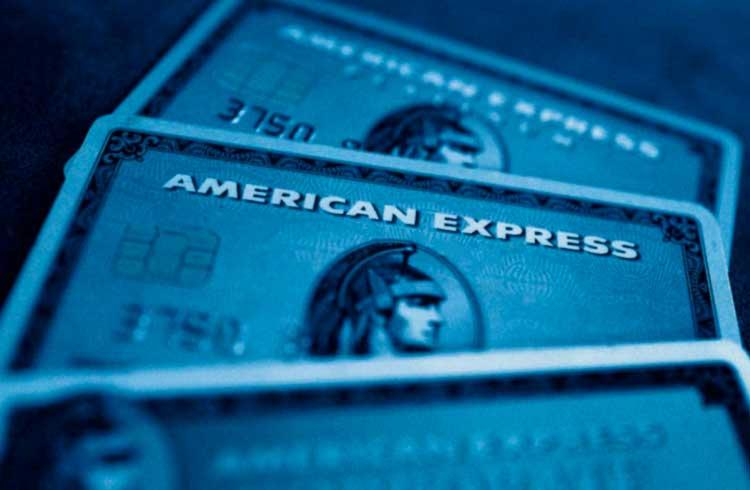 Mais um gigante: American Express investe em empresa de criptomoedas