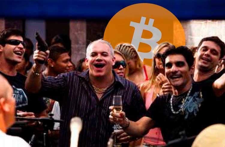 Milicianos e traficantes do Rio estão lavando dinheiro com Bitcoin