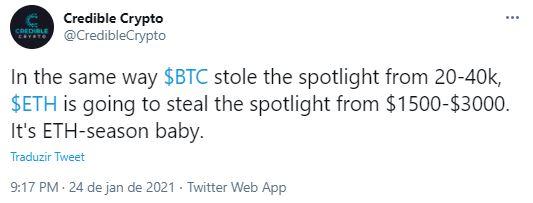 Credible Crypto