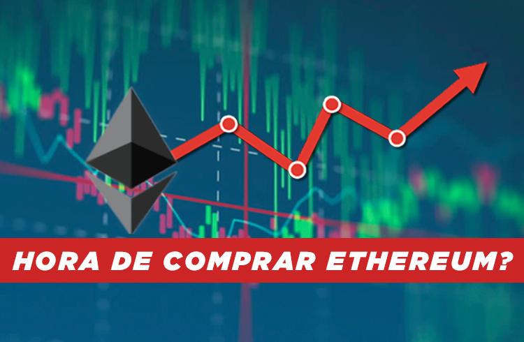 Análise do Ethereum: ETH pode chegar a US$ 4.000 em breve