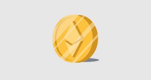 Ether, token nativo da rede Ethereum