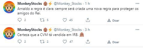 Monkey Stocks