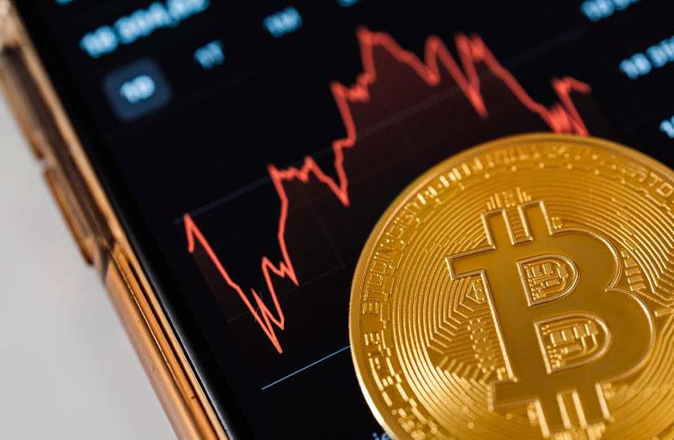 Queda do Bitcoin pode ser causada por baleias, indicam dados