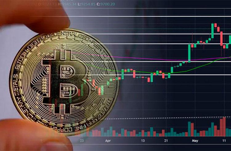 Bitcoin a R$ 211.000 se aproxima de sua máxima; Dogecoin dispara 24%
