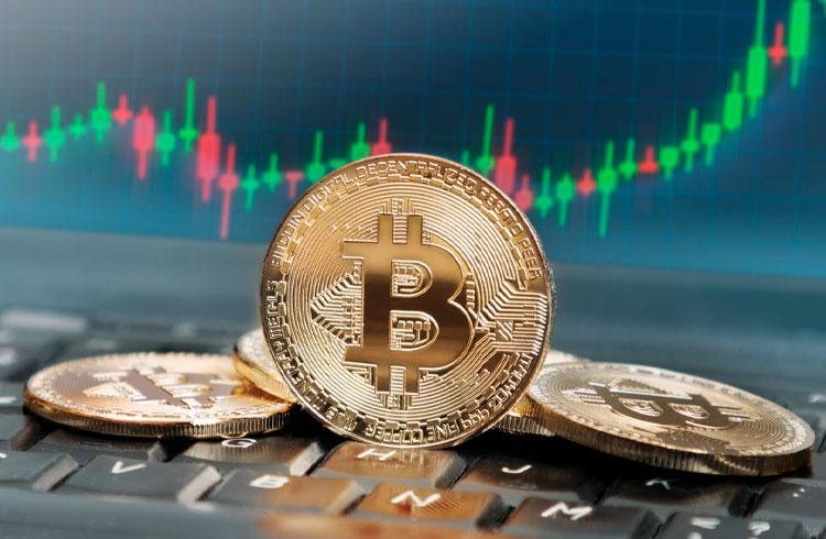 Bitcoin rompe US$ 50 mil pela primeira vez nesta terça-feira