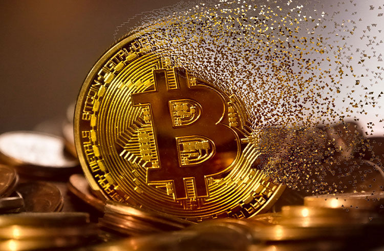 Chuva de correções: Bitcoin cai 14% e criptomoedas seguem queda