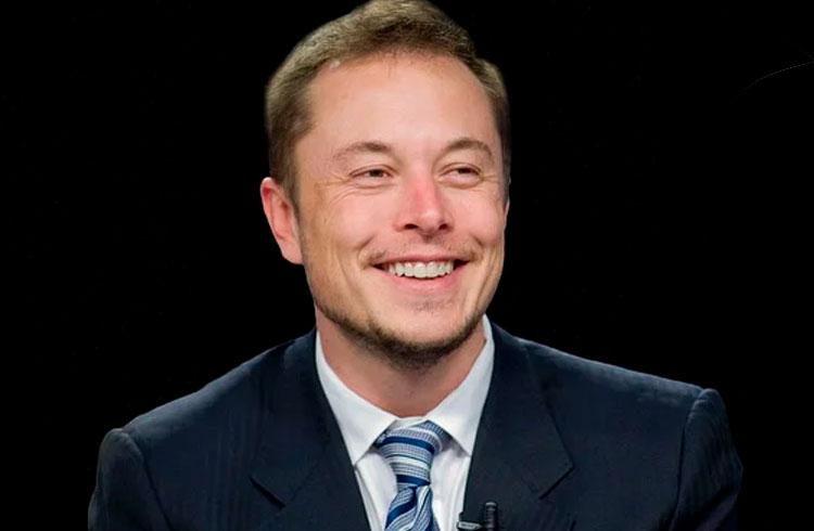 Elon Musk: cheguei tarde, mas eu apoio o Bitcoin