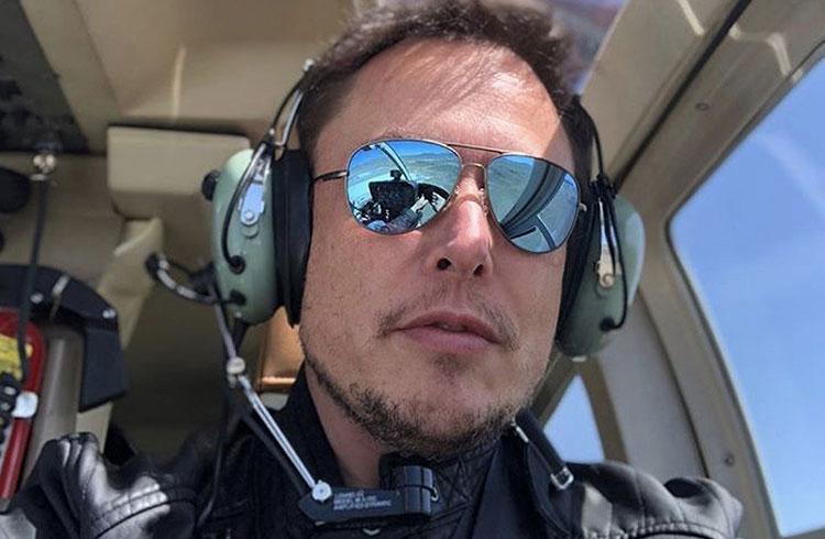 Elon Musk faz outra criptomoeda disparar 1.000% ao falar de Marte