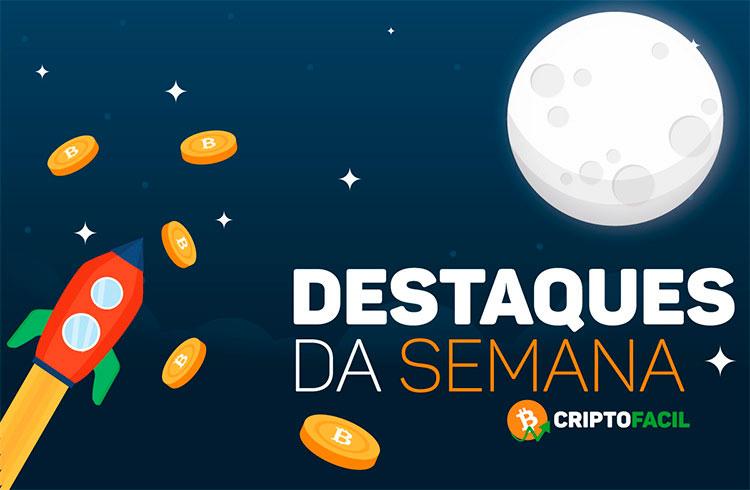 Semana das criptomoedas: lista de criptomoedas que podem disparar e Inter libera compra de Bitcoin