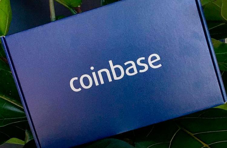 Valor de mercado da Coinbase supera o dobro do maior banco brasileiro