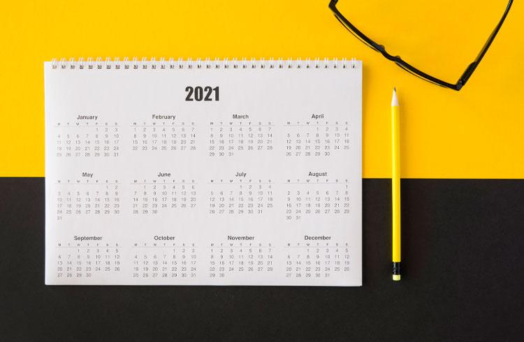 Veja o Calendário de divulgação de Resultados do 4T20