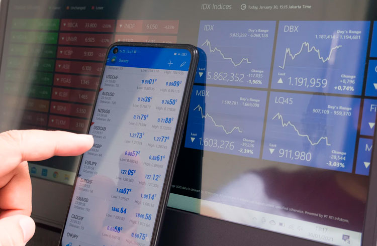 Ações de mineradoras de criptomoedas passam valorização do Bitcoin
