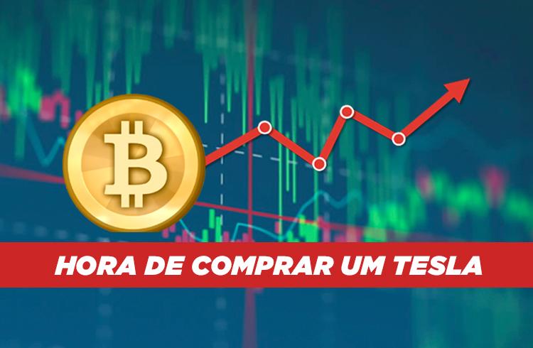 Análise Bitcoin: Tesla aceita BTC, mas preços seguem sem força