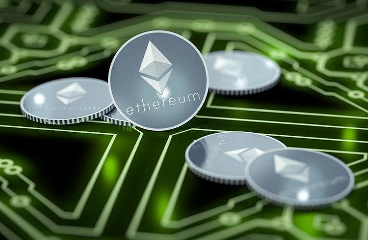 Pesquisa revela projetos do Ethereum mais ativos em fevereiro