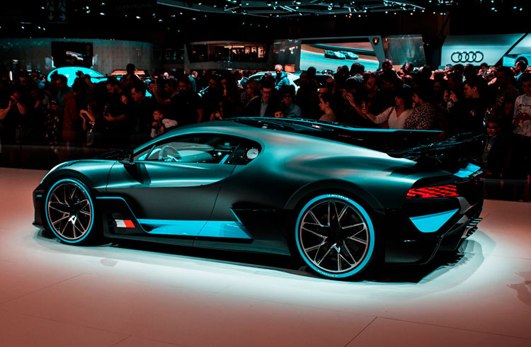 1 Bitcoin vai comprar 1 Bugatti, diz CEO da Kraken