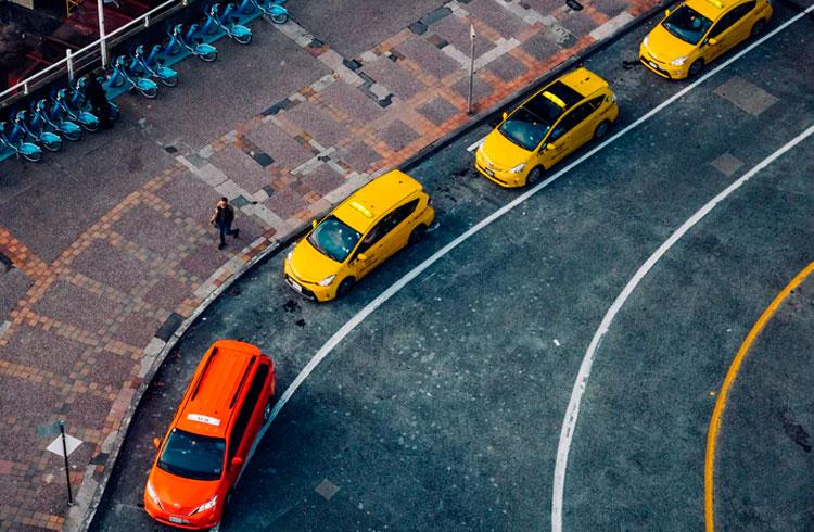 30 mil táxis aceitarão pagamentos com criptomoedas