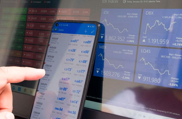 Binance abre tokens das ações da Coinbase para negociações