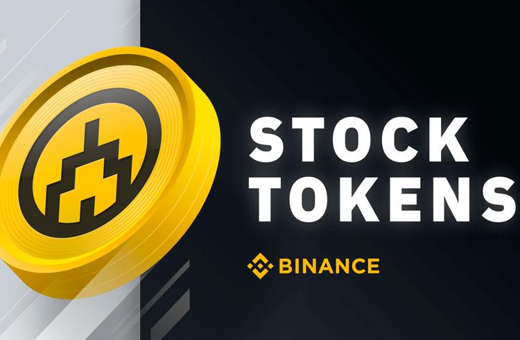Binance transforma ações em tokens e libera compra de TSLA com BUSD