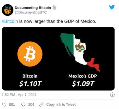 Venezuela este prima țară din lume care a adoptat Bitcoin pentru PIB